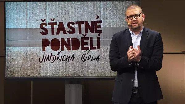 Přijede Jindřich Šídlo, komentátor a žurnalista!
