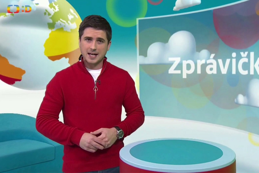 Natáčení s Českou televizí